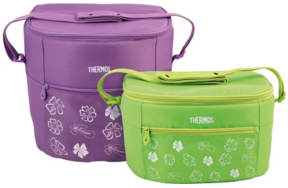 СУМКА THERMOS 24 CAN COOLER WITH LDPE LINER GREEN 208071GREEN